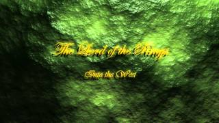 Lord of the Rings on piano - Into the West