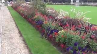 Passeio pelo Jardim de Luxemburgo - Paris #4