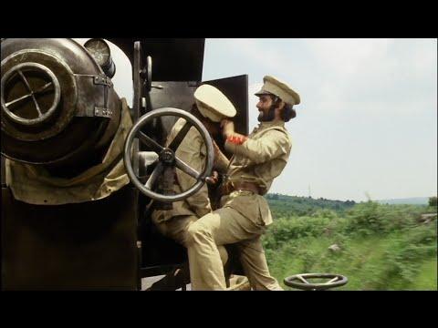 Best Western  Movies - The Five Man Army 1969 Un esercito di cinque uomini