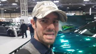 MP205 - The Autosport Show 2019
