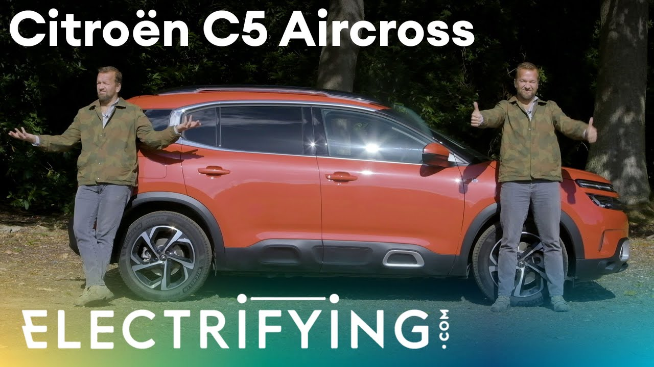 Citroen C5 Aircross PHEV SUV 2020: In-depth review with Tom Ford / Electrifying 4K
