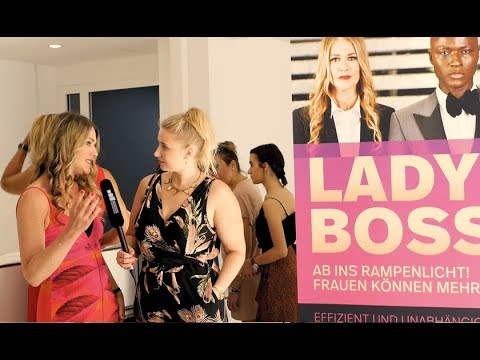New Work / Lady Boss: Der #DDWBranchentalk