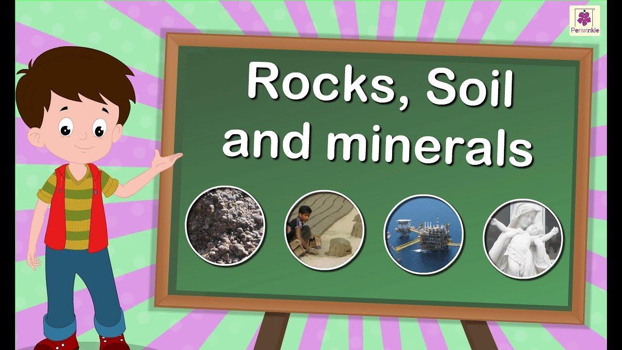 medium resolution of Rocks