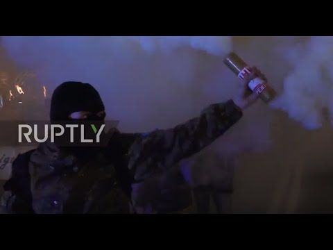 Ukraine: Thousand-strong procession marks Ukranian nationalist Stepan Bandera