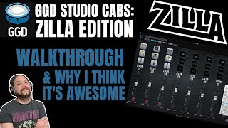GGD Studio Cabs: Zilla Edition - Walkthrough and Why I Think It's Awesome!