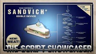 Roblox Script Showcase Episode#719/Tf2 Sandwich