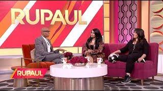 The 'RuPaul' Show with Ricki Lake & Blac Chyna!