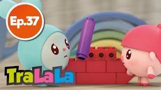 BabyRiki - Tub (Ep. 37) Desene Animate | TraLaLa