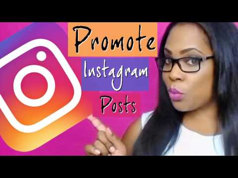 Instagram Advertising Tool - Instagram Promote Feature 2016 - Paid Ads