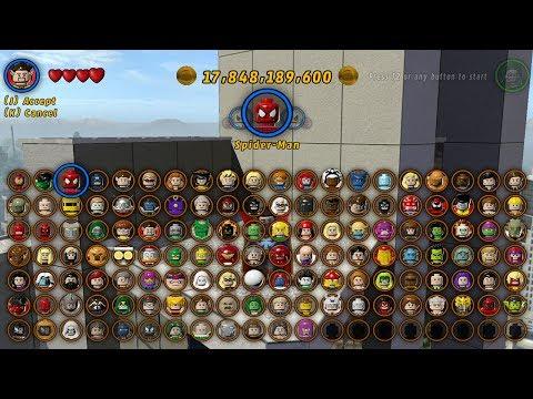 LEGO Marvel Super Heroes 2 - Full Trailer