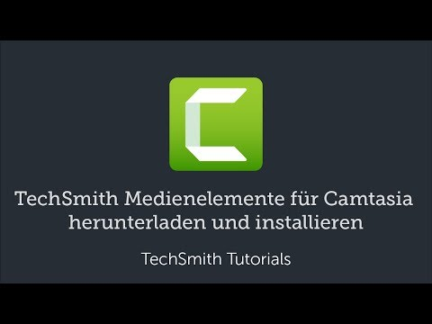 Camtasia 2018 für Windows und Mac