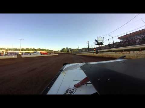 Cleveland Speedway 5-23-15 Hot laps