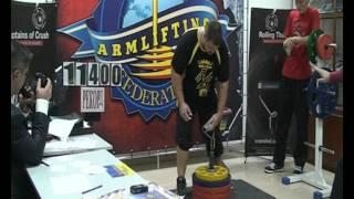 Андрей Шарков - 114 кг на «Rolling Thunder»! РУ!