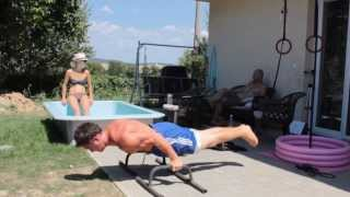 The Handstand Push-up MONSTER
