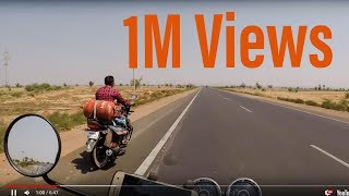 LIVE BIKE ACCIDENT 2019 // DONT DRINK AND DRIVE