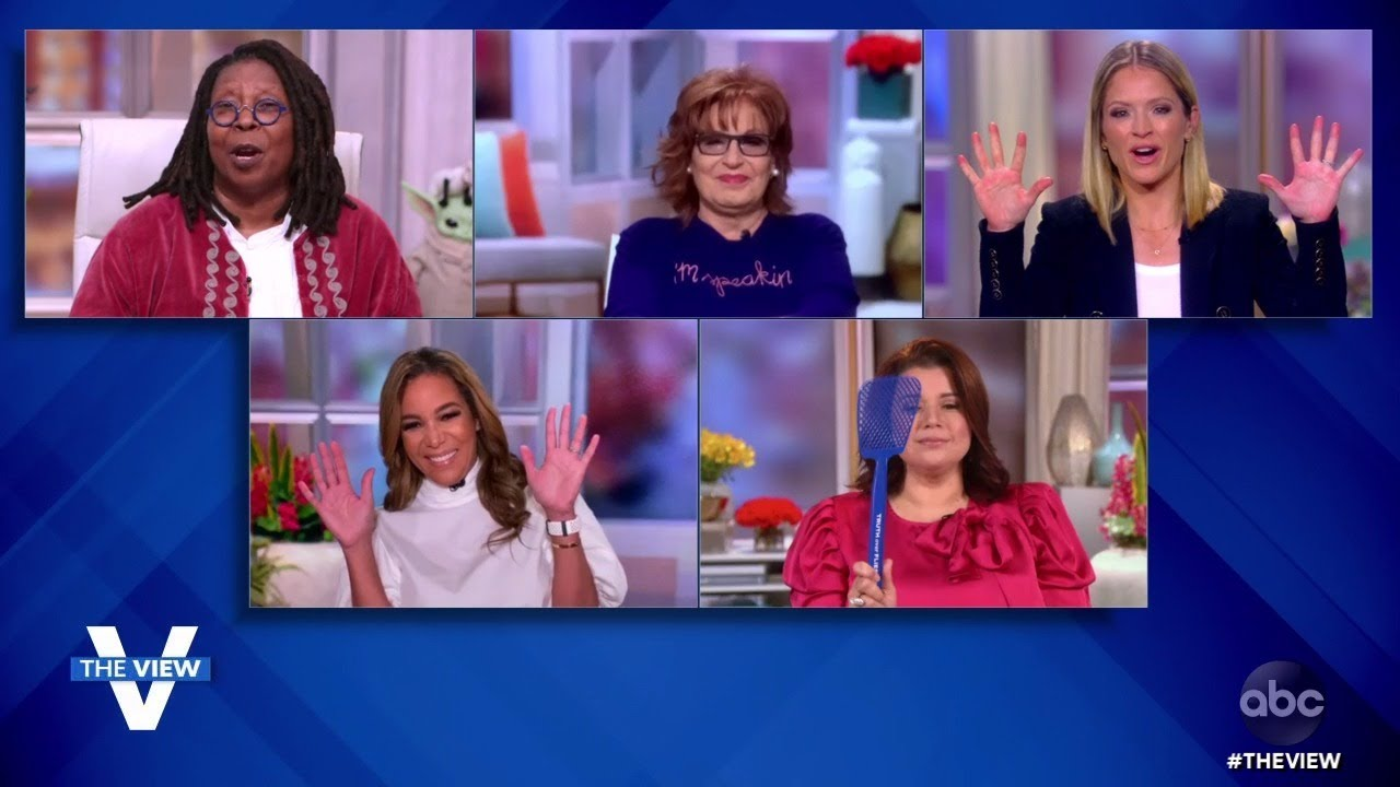 More Critical of Others on Zoom? | The View