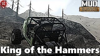 SpinTires MudRunner: NEW MAP! King Of The Hammers thumbnail