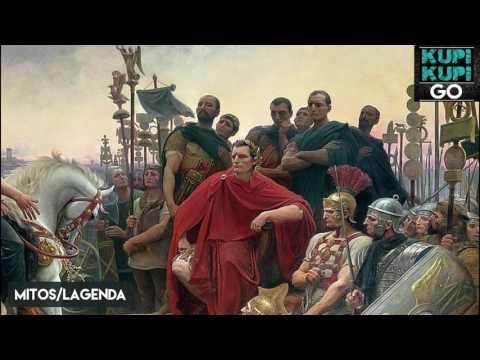 Misteri 5 Peradaban Kuno yang Menghilang!