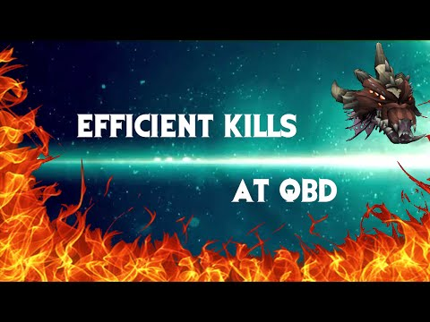 Efficient QBD Kills