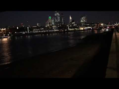 London Bridge night view