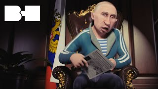 Bad History - PUTIN (My Heart Is Cold)