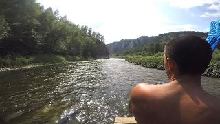 Сплав по реке Белая на самодельном плоту!(Мой друг и отличный фотограф Алексей Орлов летом 2016 года сплавлялся на самодельном плоту по реке Белая,..., 2017-02-14T12:38:07.000Z)
