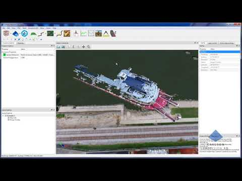 Carlson Precision 3D Topo 2018 | Point Clouds