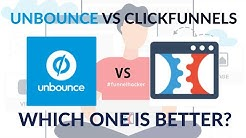 Unbounce vs Clickfunnels - Which Is Best For Your Business [No Fluff]