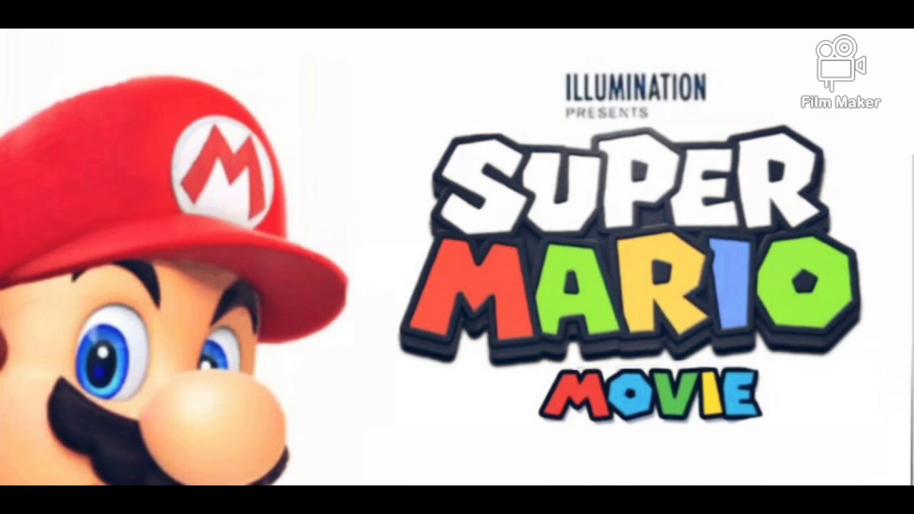 Super Mario Bros Movie 2022 Mario Official Design Youtube