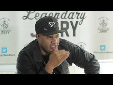 From Street ter to Roc Nation Lenny Santiago  StoryTime with Legendary Jerry
