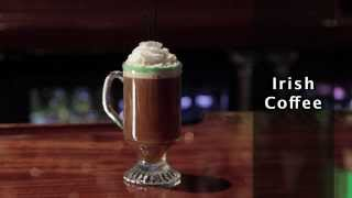 Coffee Recipes - How To Make An Irish Coffee