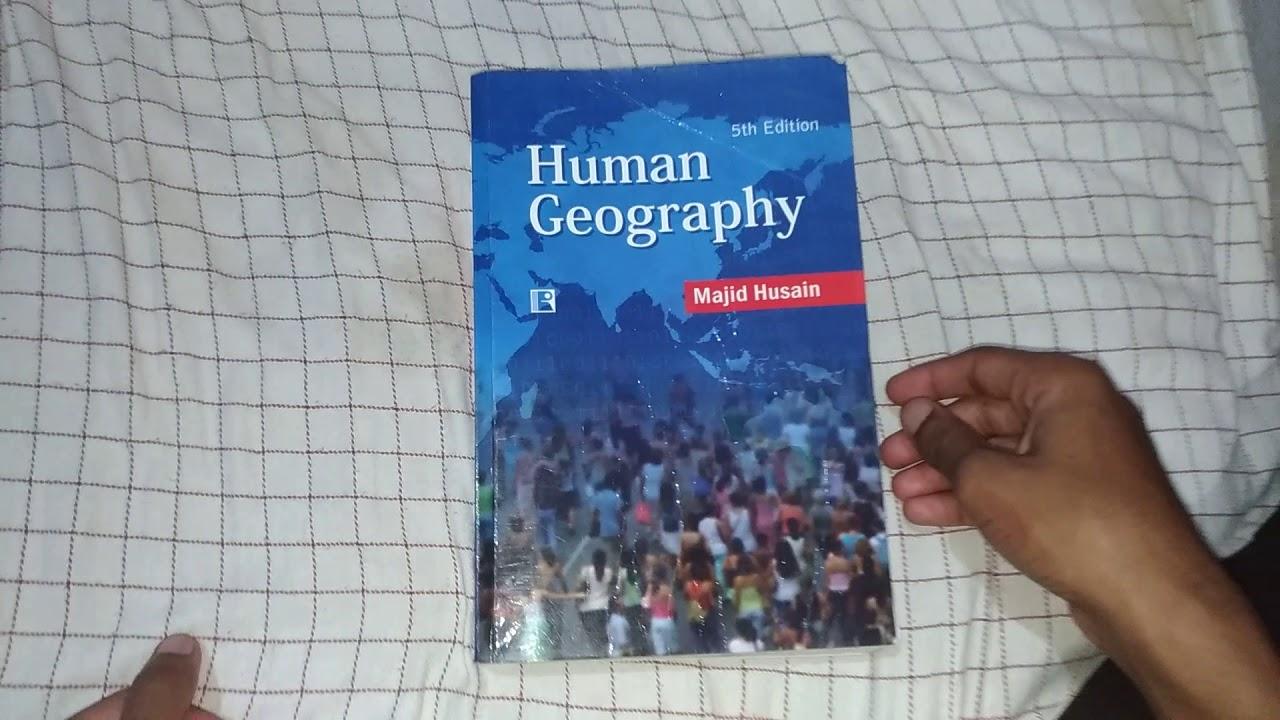 Human Geography Majid Hussain Ebook