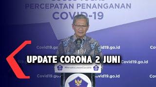 Update Corona 2 Juni: 27.549 Positif, 7.935 Sembuh, 1.663 Meninggal