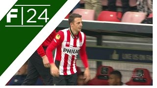 Highlights   PSV 3-1 Utrecht