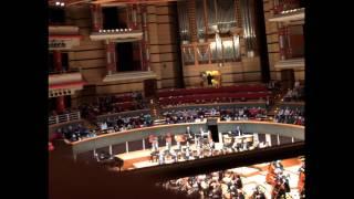 Saint Saen's Organ Symphony