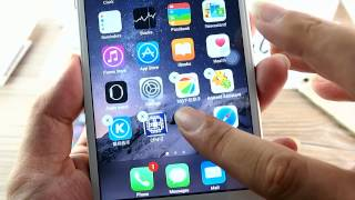 iPhone 6 Plus VS iPhone 6 Plus Clone--- (Real Fingerprint)MTK6592 Octa core