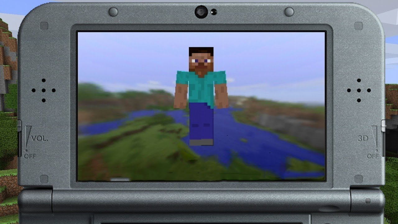 Minutes Of Minecraft Running On New Nintendo DS YouTube - Minecraft spielen ohne download 3d