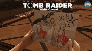#Shadow of the #Tomb #Raider  -Free the White Queen!