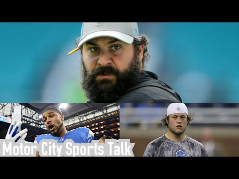(POV) Trading Golden Tate Means Detroit Lions Gave Up On 2018 Season?