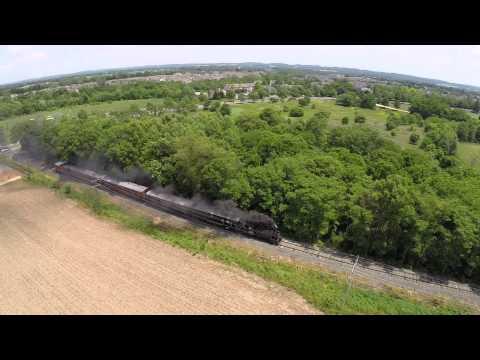 Walkersville Railroad Steam