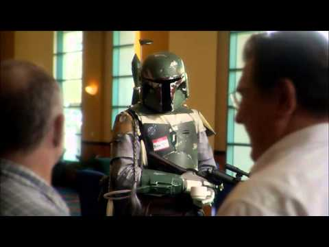 Boba Fett at the Convention (2008)