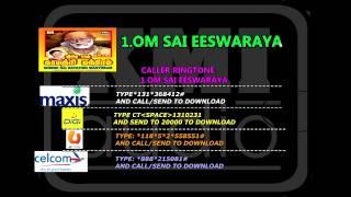 Om Sai Eeswarya- Bombay Saradha[Caller Ringtone]