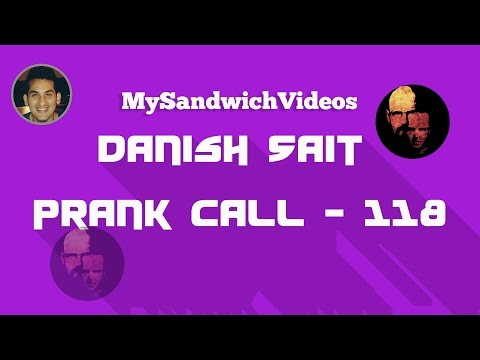 Employee Wants to Deliver too much - Danish Sait Prank Call 118