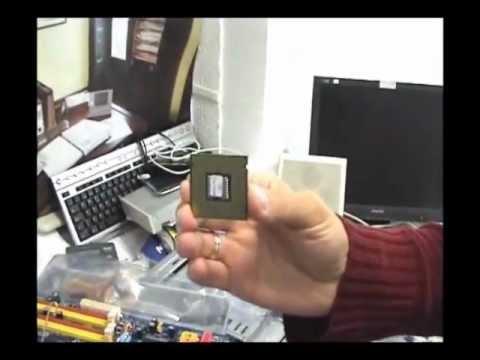 3- Procesador Intel CORE 2 DUO