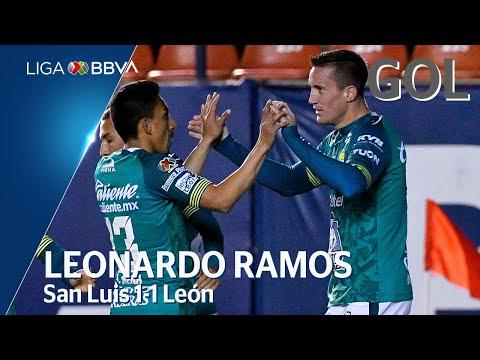 Atlético San Luis 1 - [1] Leon (L. Ramos 27')