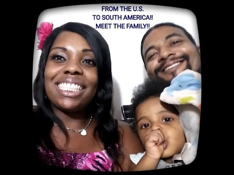 Americans in Paraguay - Official Introduction To Our Channel!! Meet The Family And Let's Talk!!