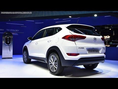 All-New Hyundai Tucson 48V Hybrid Concept