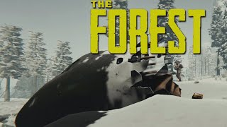 Tod im Schnee 🎮 The Forest Multiplayer #24