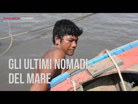Thailandia Journey | - Alla ricerca dei Moken (Teaser)