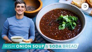 RECIPE: GUINNESS Onion Soup &amp Soda Bread! ST. PATRICKS DAY!